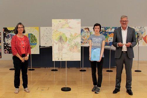Gewinner-Foto, Bild Sonderpreis GVB, 13 bis 16 Jahre, Umwelt-Zeichnungswettbewerb 2018