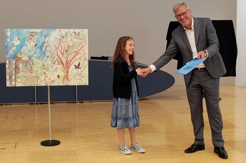 Gewinner-Foto, Bild Sonderpreis GVB, 6 bis 9 Jahre, Umwelt-Zeichnungswettbewerb 2018
