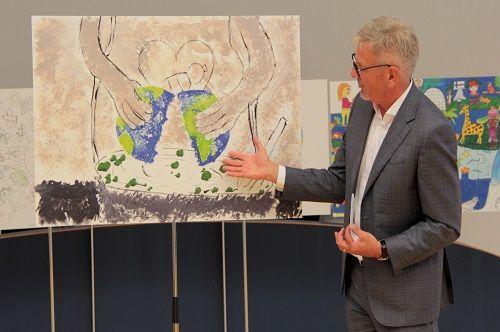 Gewinner-Foto, Bild Sonderpreis IQNet, 13 bis 16 Jahre, Umwelt-Zeichnungswettbewerb 2018