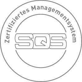 SQS-Garantiemarke, Zertifizierung