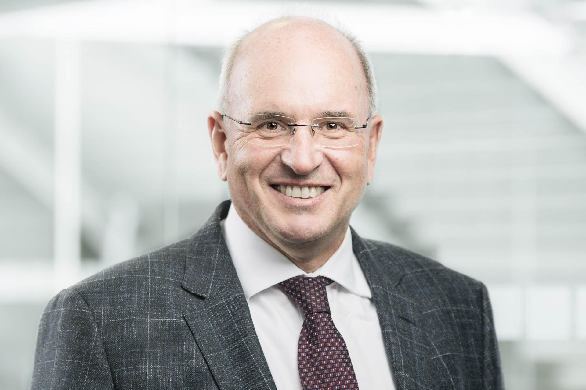 Portrait Matthias P. Spielmann