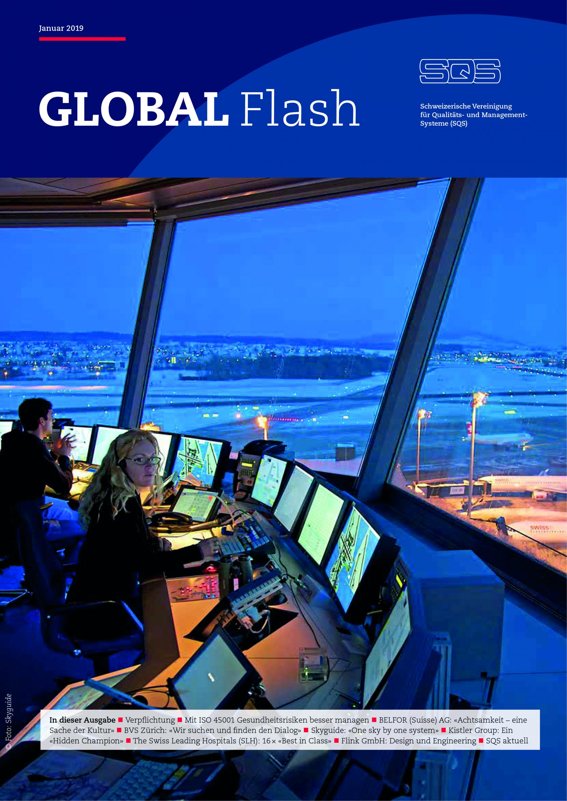 GLOBAL Flash Ausgabe Januar 2019