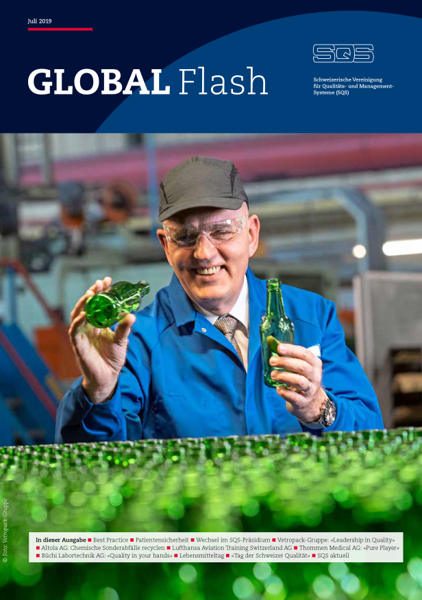 GLOBAL Flash Ausgabe Juli 2019