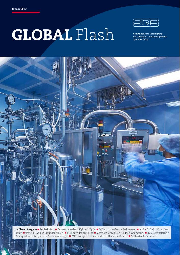 GLOBAL Flash Ausgabe Januar 2020