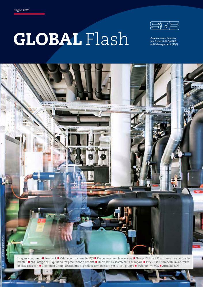 GLOBAL Flash, Edizione luglio 2020