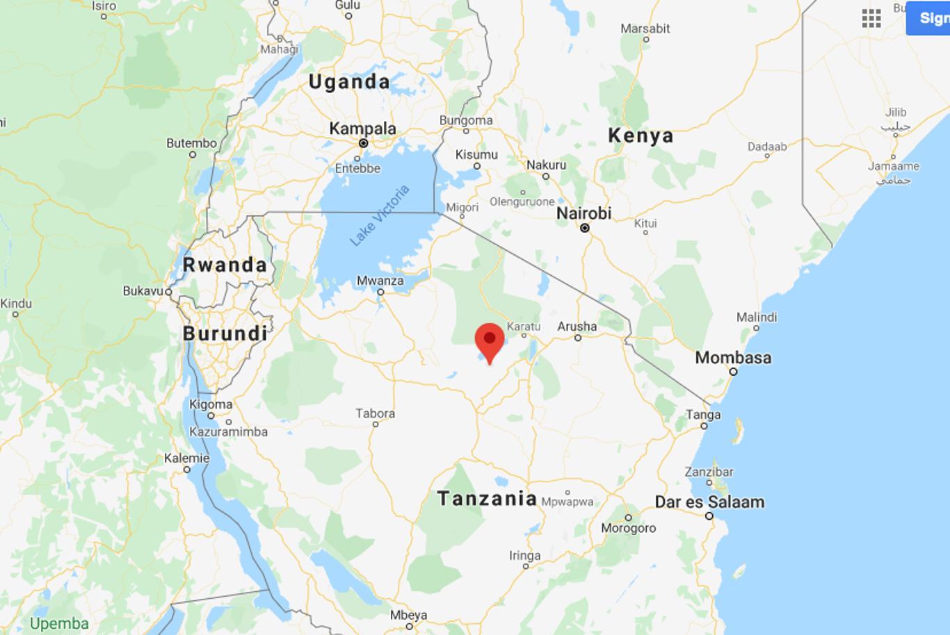 Vom angestrebten Waldschutz in denDistrikten Mbulu und Karatu in Nordtansania profitieren letztlich alle.