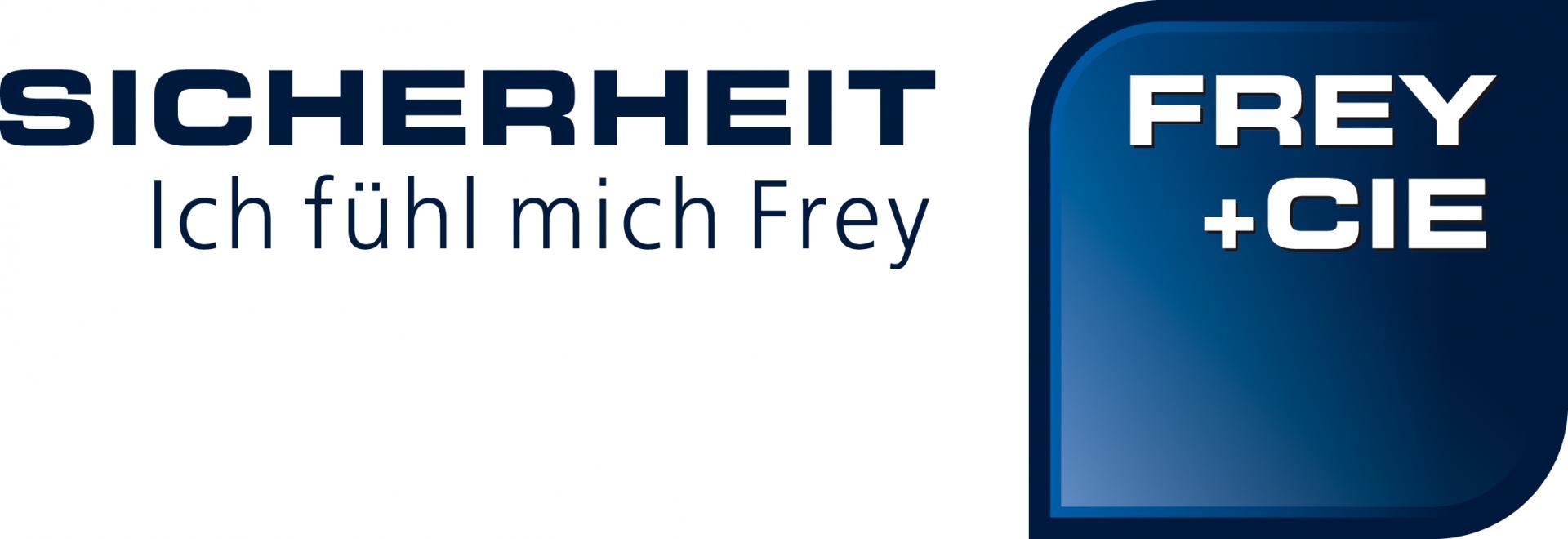 Sicherheit, Ich fühle mich Frey Logo